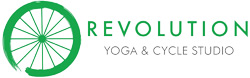 REVOLUTION yoga and cycle -Logo