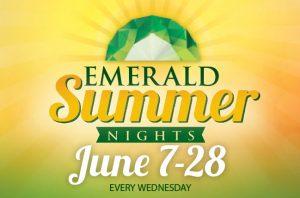 emerald summer nights