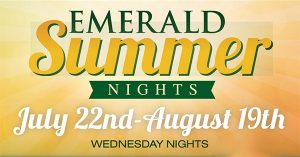 Emerald Summer Nights at McNally's