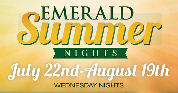 Emerald Summer Nights at McNally's